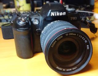 NikonF80